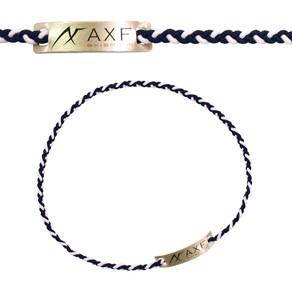 【絶賛販売中】鉄紺×金色のネックレス