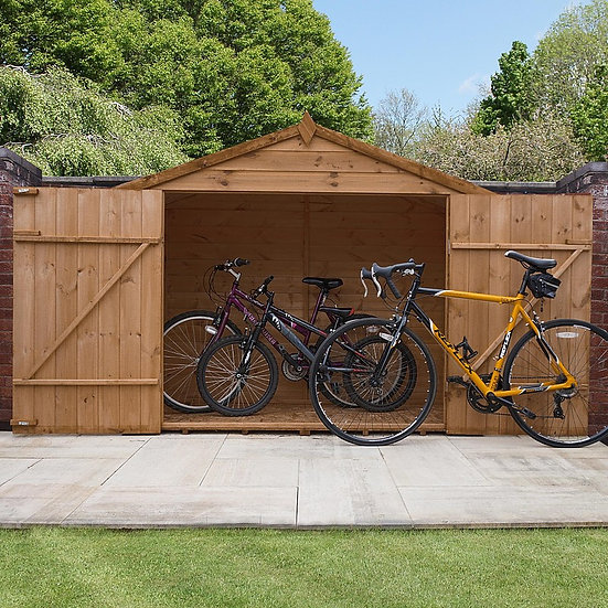 7x3ft Tongue and Groove Timber shed.