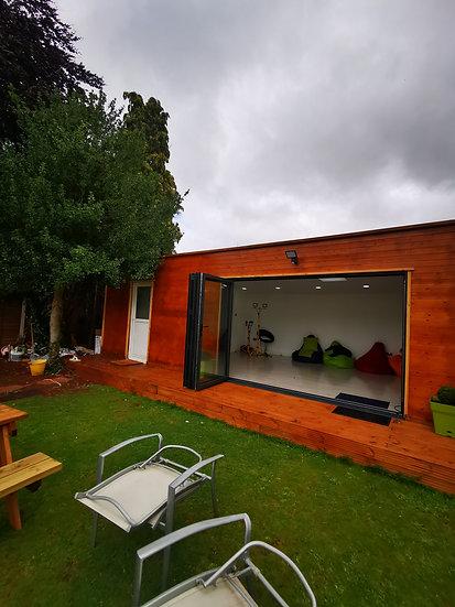 Forever Forest Garden Office
