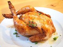 ひな鶏のラケ ディナーセット