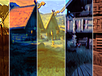 (Unity Blog) Real-time style transfer in Unity using deep neural networks