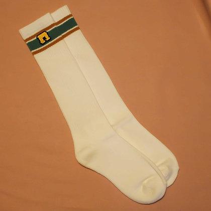 Bread Clip Knee Sock