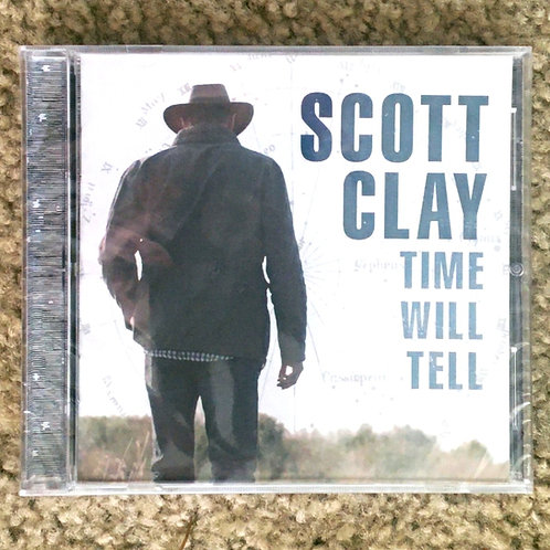 Time Will Tell - CD