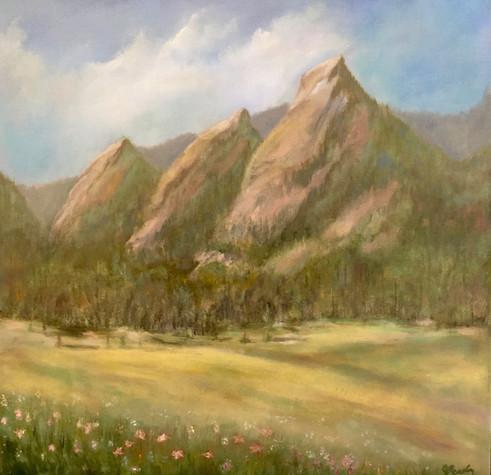 Flatirons of Colorado