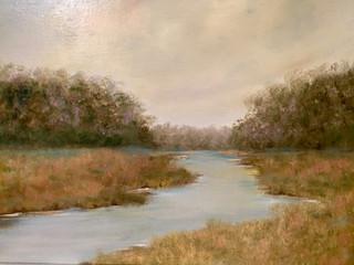 Through the Marsh
