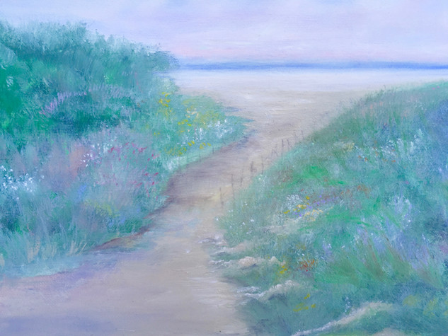 Path Through the Dune