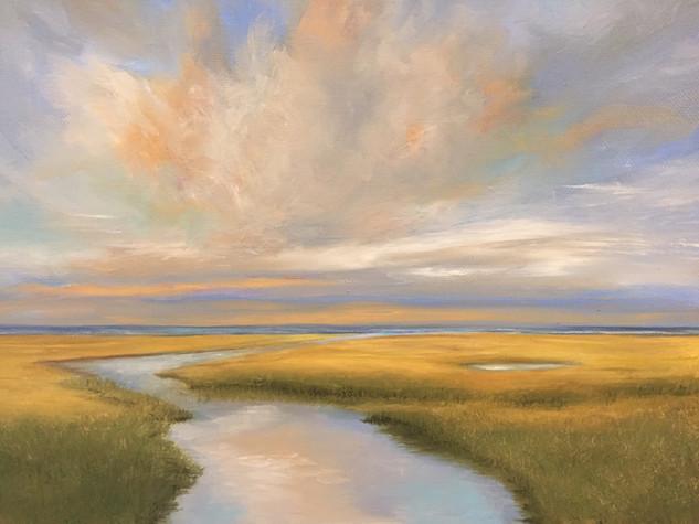 Marsh Sunburst