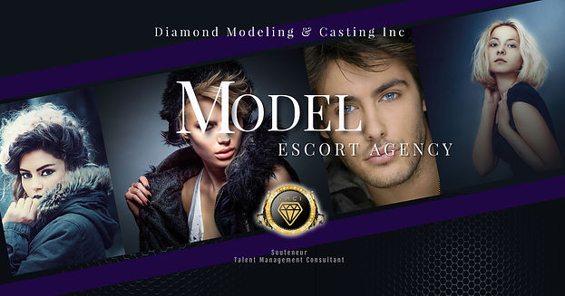 Copy of Copy of Model and Talent Agency