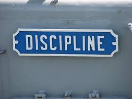 Do You Need Discipline? I Do!