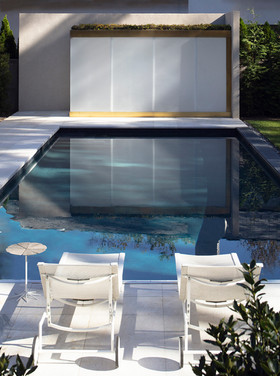 Pool House, Terrace and Pool