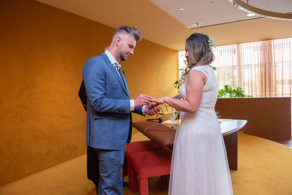 Wedding The Hague