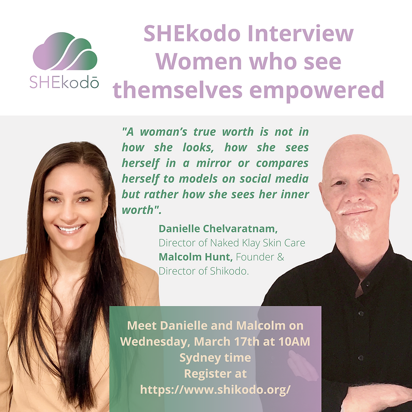 SHEkodo interview: Women who see themselves empowered