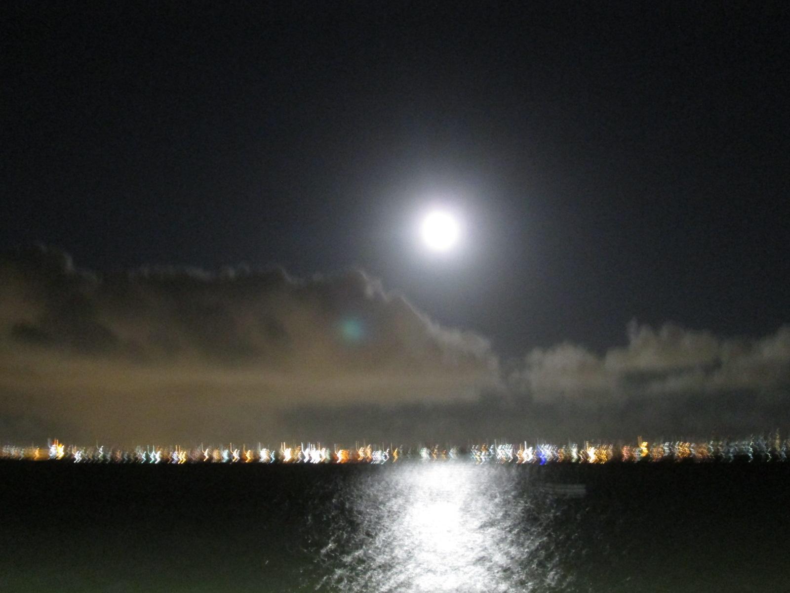 Encontros de lua cheia