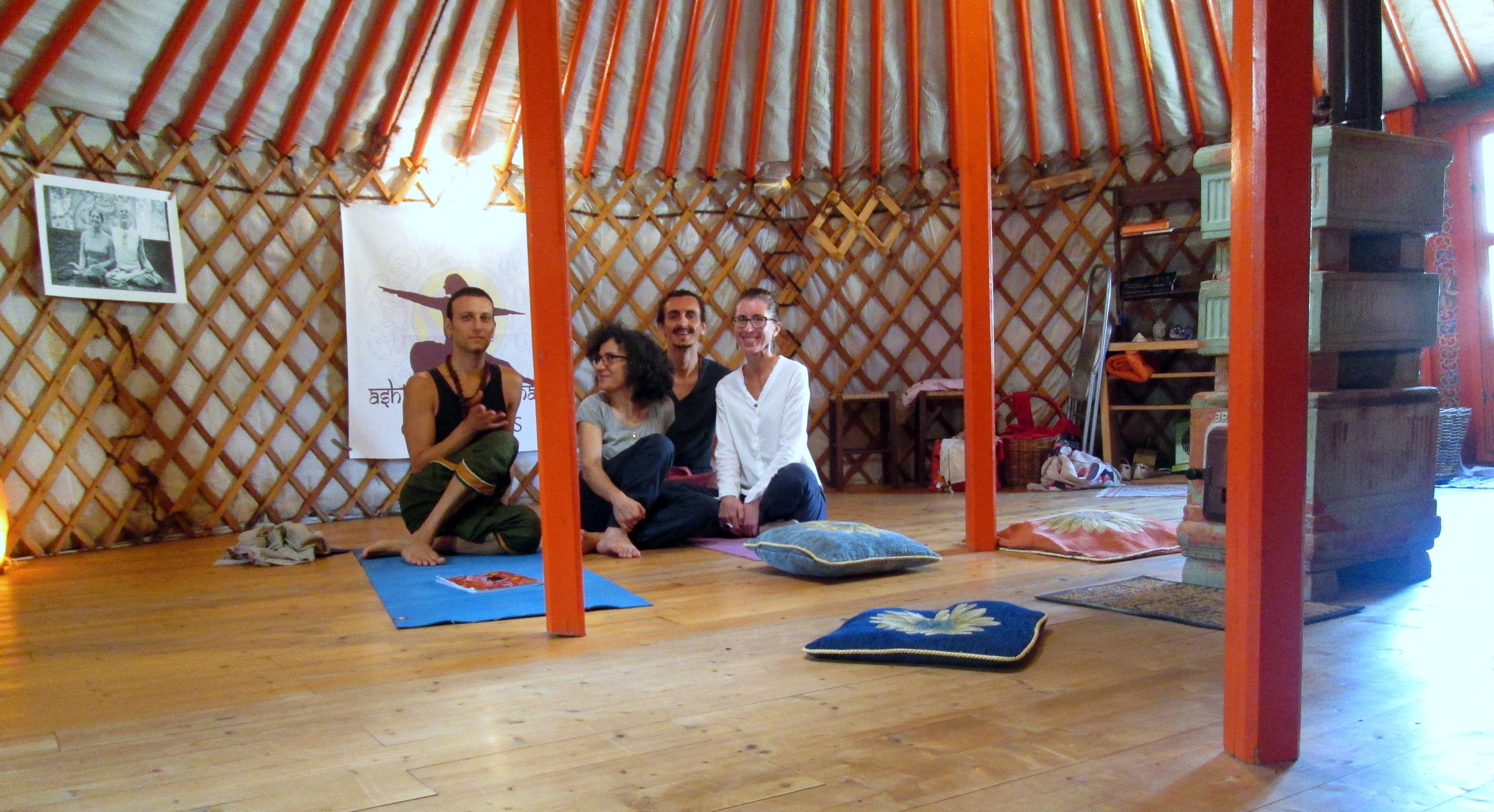 Tantra Yoga na Italia