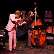 Performing with Yoyo Ma