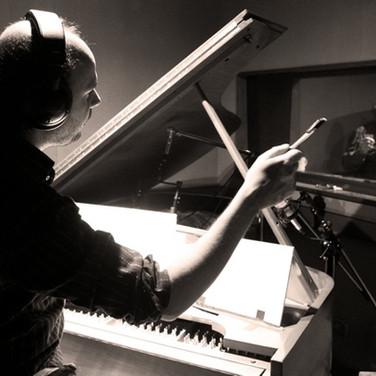 Recording with Eddie Gomez