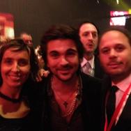 Vicky Barranguet, Juanes, Casenave