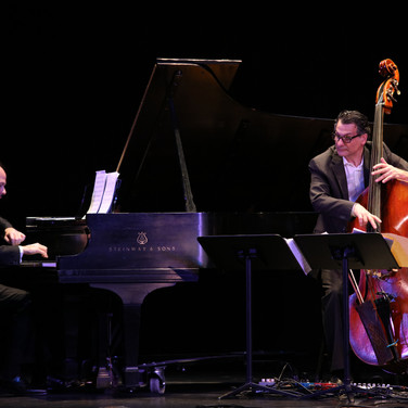 Casenave & Patitucci live at Flushing Town Hall