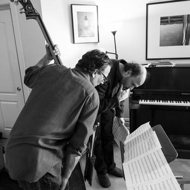 Casenave & Patitucci Rehearsal