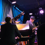Gustavo and Paquito D' Rivera live at Blue Note with Hector Del Curto's Quintet