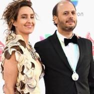 Vicky Barranguet & Gustavo Casenave at Latin Grammys 2016