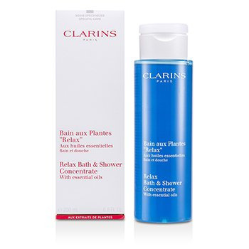 Clarins Relax Bath & Shower Concentrate 200mls