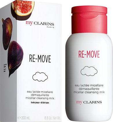 MyClarins Re-Move Micellar Cleansing Milk 200mls