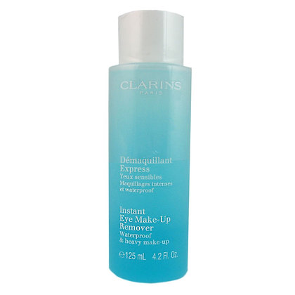 Clarins Instant Eye Make-Up Remover for Waterproof & Heavy Make-up