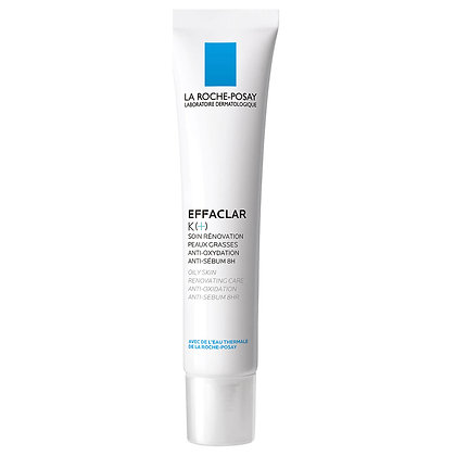 La Roche-Posay Effaclar K+ 40mls