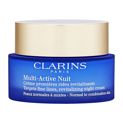 Clarins Multi-Active Nuit Cream normal to combination skin