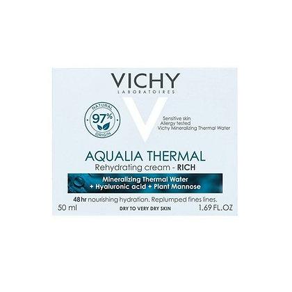 Vichy Aqualia Thermal Rich 50mls