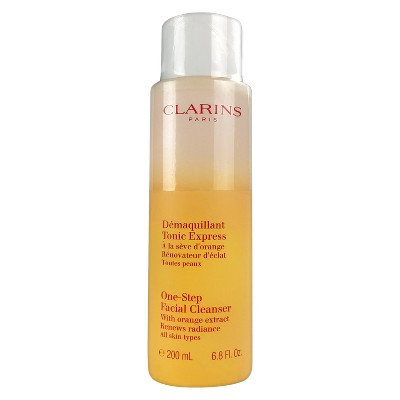 Clarins One-Step Facial Cleanser with Orange Extract All Skin Types