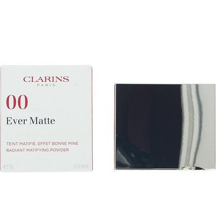 Clarins Ever Matte Mineral Powder Compact Range