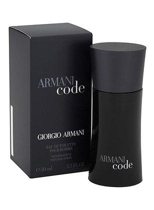 Armani Code Pour Homme EDT 50mls