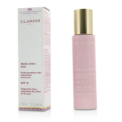 Clarins Multi-Active Jour Antioxidant Day Lotion SPF 15