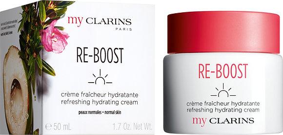 MyClarins Re-Boost Refreshing Hydrating Cream 50mls