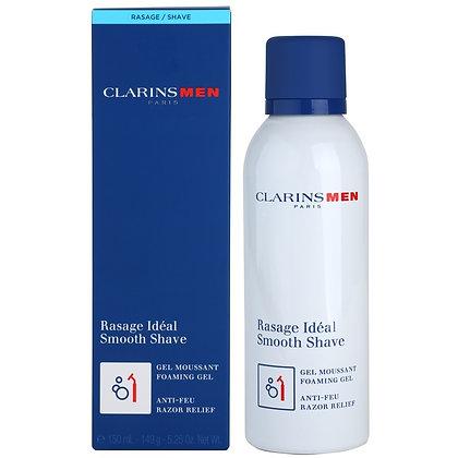 Clarins Men Smooth Shave Foaming Gel 150mls