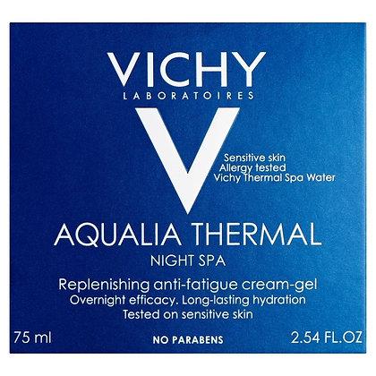 Vichy Aqualia Thermal Night Spa 75mls