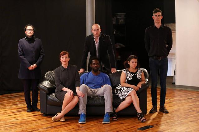 Svaha Theatre Collective's PHAEDRA'S LOVE
