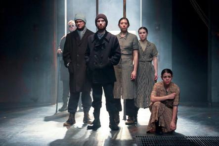 Villanova Theatre's MACBETH