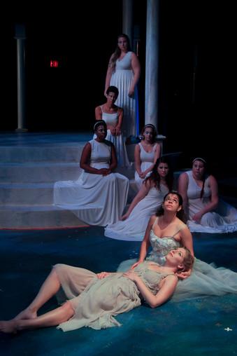 Villanova Theatre's ELECTRA