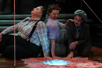 Villanova Theatre's EURYDICE