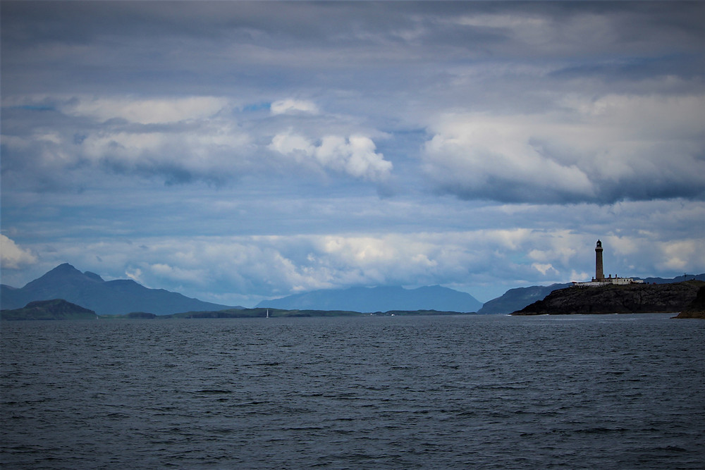 Rum, Skye and Ardnamurach Lighthouse