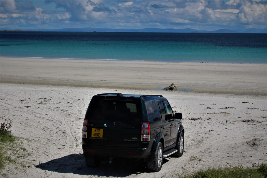 Tiree...the Hawaii of the north!