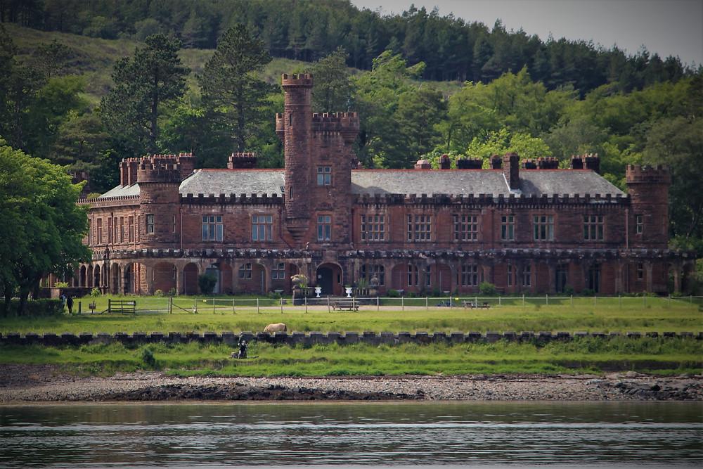 Kinloch Castle - Rum