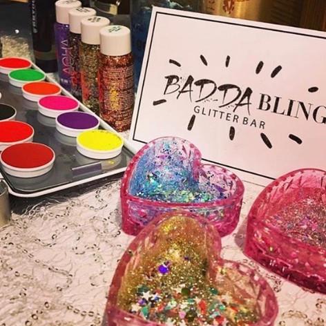 BaddaBling Glitter Bar