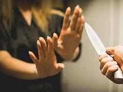 Угроза причинения вреда здоровью или убийства