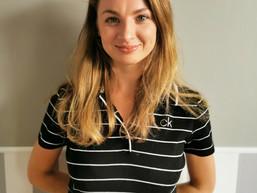Poznajcie naszą nową lektorkę Anię