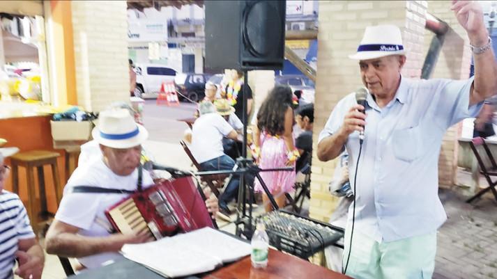 Samba do Alferes manteve tradição do ritmo no carnaval de Paty
