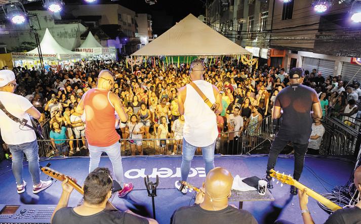 Visitante indesejada, chuva marcou Carnaval 2020 em Vassouras